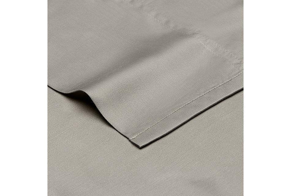 Tencel Cotton Gray 300 Thread Sheet Set