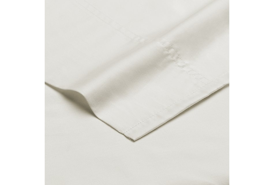 Egyptian Cotton White 400 Thread Sheet Set
