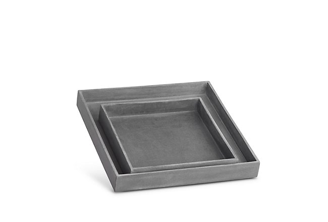 Coleman Cement Tray