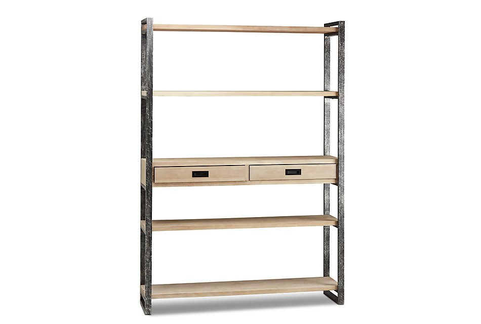 Taylor Light Tone  Bookcase