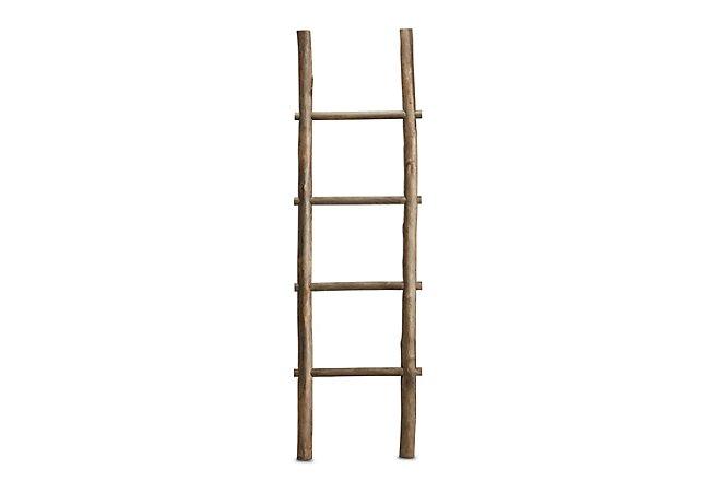 Jefe Light Tone Wood Ladder