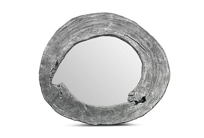 Beva Gray Mirrored Mirror