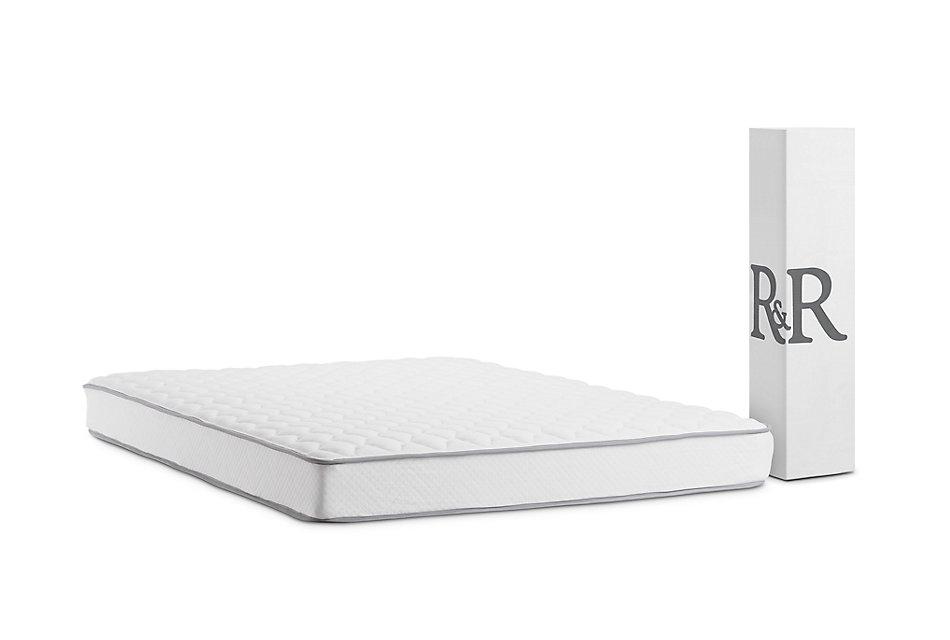 """Rest & Renew Bonnell 8"""" Mattress"""